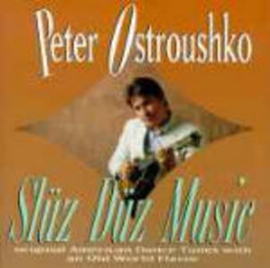 CD Slüz Düz Music di Peter Ostroushko