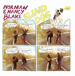 CD Blind Dog di Norman Blake