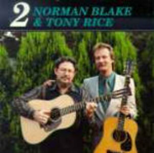 CD Blake & Rice vol.2 Norman Blake , Tony Rice