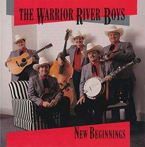 CD New Beginnings di Warrior River Boys