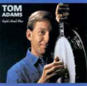 CD Right Hand Man di Tom Adams