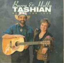 Ready for Love - CD Audio di Barry Tashian,Holly Tashian