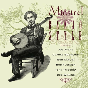 CD Minstrel Banjo Style