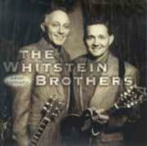CD Sweet Harmony di Whitstein Brothers