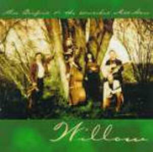 Foto Cover di Willow, CD di Woodshed All-Stars,Mac Benford, prodotto da Rounder