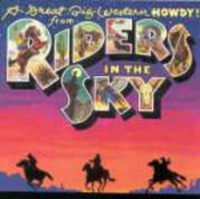 A Great Big Western Howdy - CD Audio di Riders in the Sky