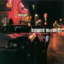 Heartbreak Town - CD Audio di Ronnie McCoury