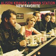 New Favorite - CD Audio di Alison Krauss,Union Station