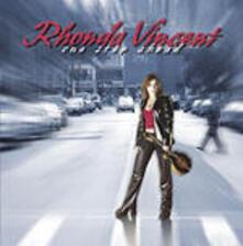 One Step Ahead - CD Audio di Rhonda Vincent