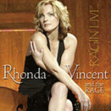 Ragin' Live - CD Audio di Rhonda Vincent