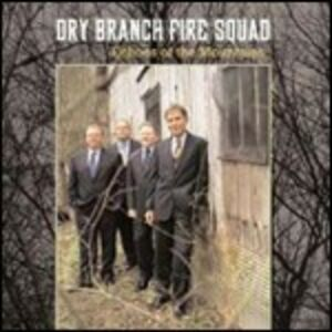 CD Echoes of the Mountains di Dry Branch Fire Squad