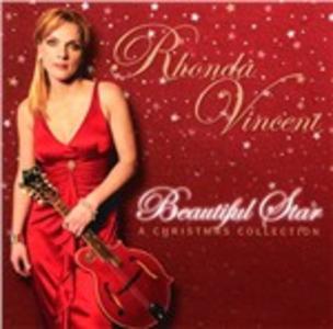CD Beautiful Star. A Christmas Collection di Rhonda Vincent