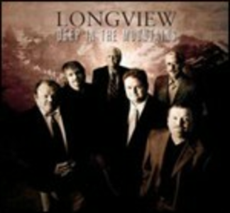 CD Deep in the Mountains di Longview