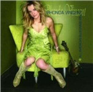 All American Bluegrass Girl - CD Audio di Rhonda Vincent