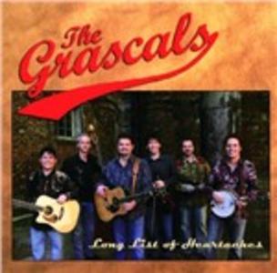 CD Long List of Heartaches di Grascals