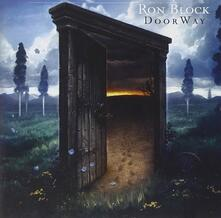 Door Way - CD Audio di Ron Block