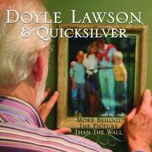More Behind the Picture.. - CD Audio di Doyle Lawson,Quicksilver
