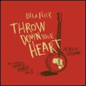 CD Throw Down Your Heart di Béla Fleck