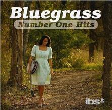 Bluegrass Number One Hits - CD Audio