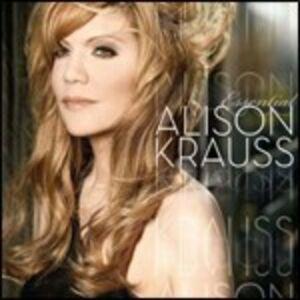 CD The Essential Alison Krauss di Alison Krauss