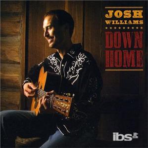 CD Down Home di Josh Williams