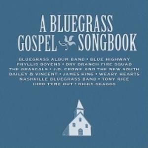 CD A Bluegrass Gospel