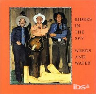 CD Weeds and Water di Riders in the Sky