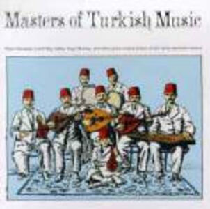 CD Masters of Turkish Music