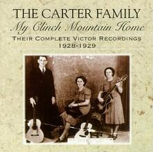 My Clinch Mountain Home - CD Audio di Carter Family