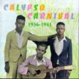 Calypso Carnival 1936-1941 - CD Audio
