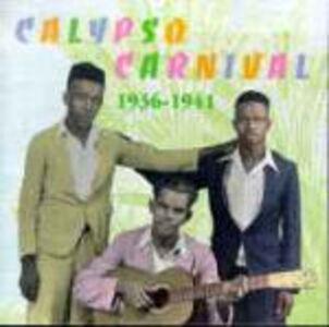 CD Calypso Carnival 1936-1941
