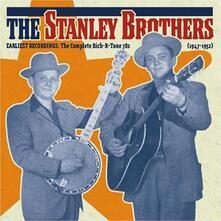 Earliest Recordings - CD Audio di Stanley Brothers