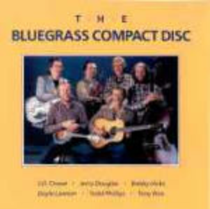CD The Bluegrass Compact Disc