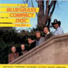 The Bluegrass Compact Disc vol.2 - CD Audio