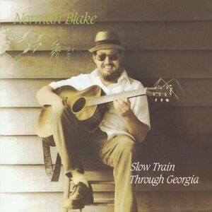 CD Slow Train Through Georgia di Norman Blake