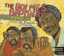 Righteous Essential Collection - CD Audio di Holmes Brothers