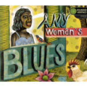 CD Any Woman's Blues