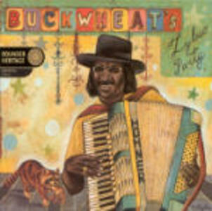 Zydeco Party - CD Audio di Buckwheat Zydeco