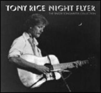 CD Night Flyer di Tony Rice