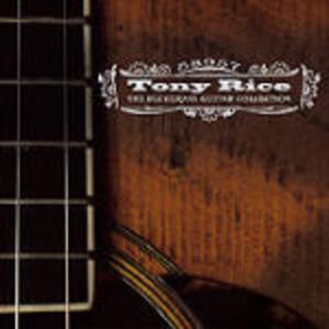 CD Bluegrass Guitar Collection di Tony Rice