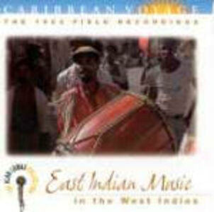 CD Caribbean Voyage. East Indian Music 1962