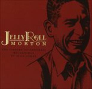 The Library of Congress Recordings - CD Audio di Jelly Roll Morton