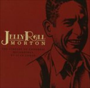 CD The Library of Congress Recordings di Jelly Roll Morton
