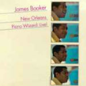 CD New Orleans Piano Wizard di James Booker