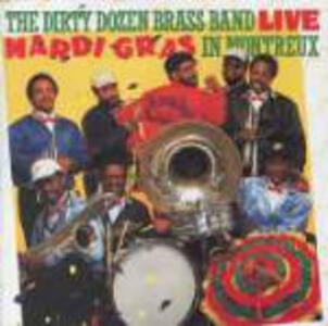 Live Mardi Gras Montreux - CD Audio di Dirty Dozen Brass Band
