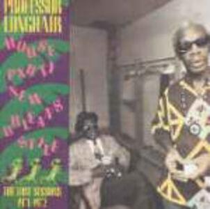 CD Houseparty New Orleans di Professor Longhair