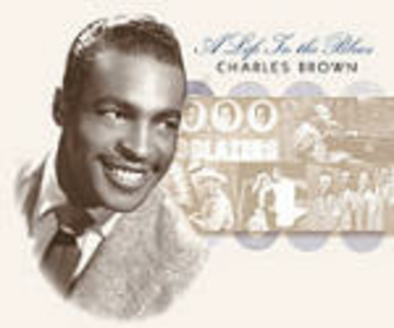 CD A Life in the Blues di Charles Brown