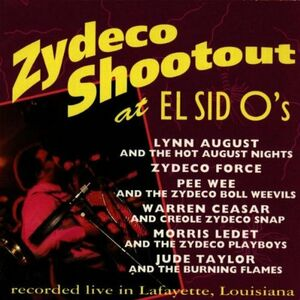 CD Zydeco Shootout