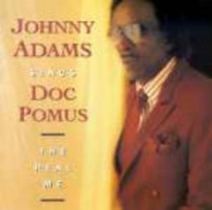 CD The Real Me di Johnny Adams