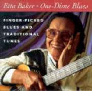 CD One Dime Blues di Etta Baker